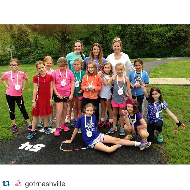 So proud of these incredible girls on finishing an amazing season of Girls on the Run! They worked so hard and always put a smile on my face! Love them! 💕🏆☺️ #Repost @gotrnashville with @repostapp. ・・・ Here is some inspiration for you!! The girls at Percy Priest had their practice 5K this week and they all finished in under 50 minutes!! Hoooooooraaay!! Look at those cute medals, Coach Karina, you are awesome!! These girls are 'One in a Million' because they know how to work towards and accomplish their goals! They are SO ready for our Spring 5K! Come out and run with us on Saturday, May 2nd, 8:00 am! Link is in our profile! #percypriest #gotrnashville #m1llion #girlsontherun #nashville #nashvillerunners #runspiration #limitlesspotential